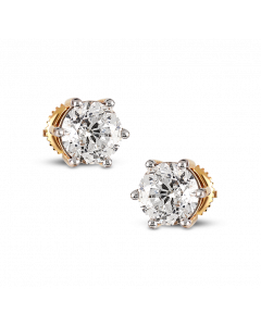 ORRA Diamond Semi Mount Earring