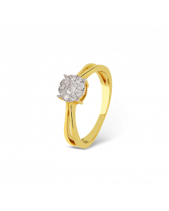 Daffodil Ring For Her