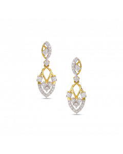 Pooja Drop Earring