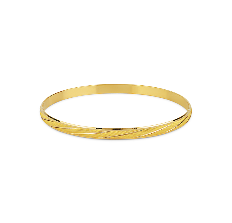 ORRA Gold Bangle