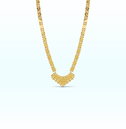 ORRA Gold Set Necklace