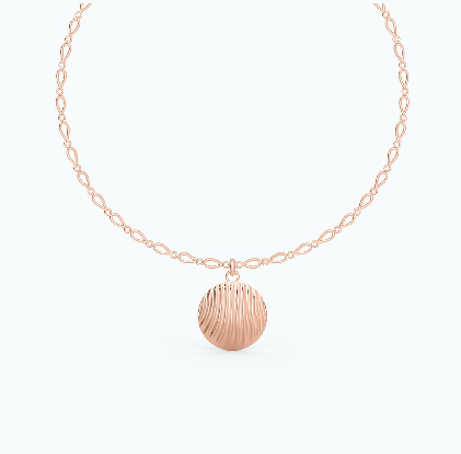 DESIRED Gold Necklace