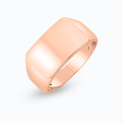 DESIRED Gold Pinky Ring