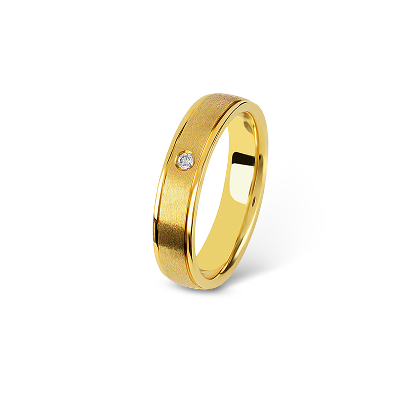 Comet Ring For Him
