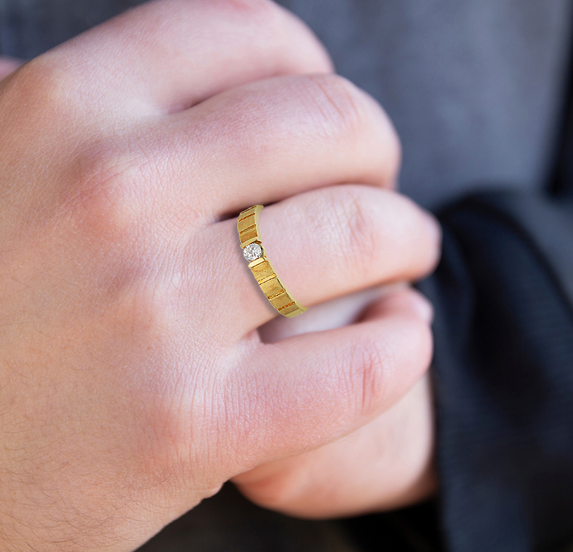 Axe Ring For Him