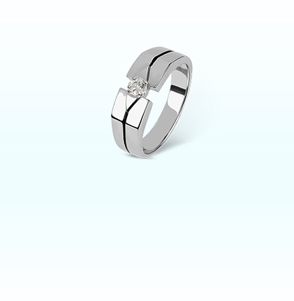 Strata Ring For Him