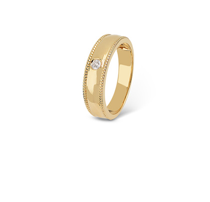 ORRA Diamond Ring For Him