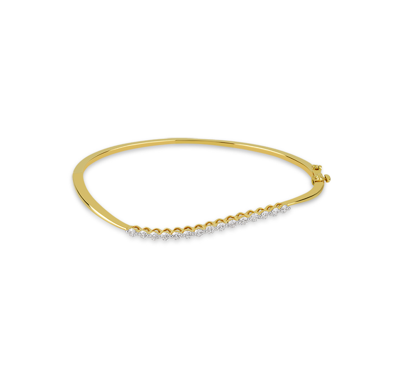 Nocturnal  Bangle
