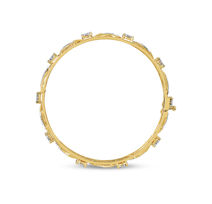 ORRA Diamond Bangle