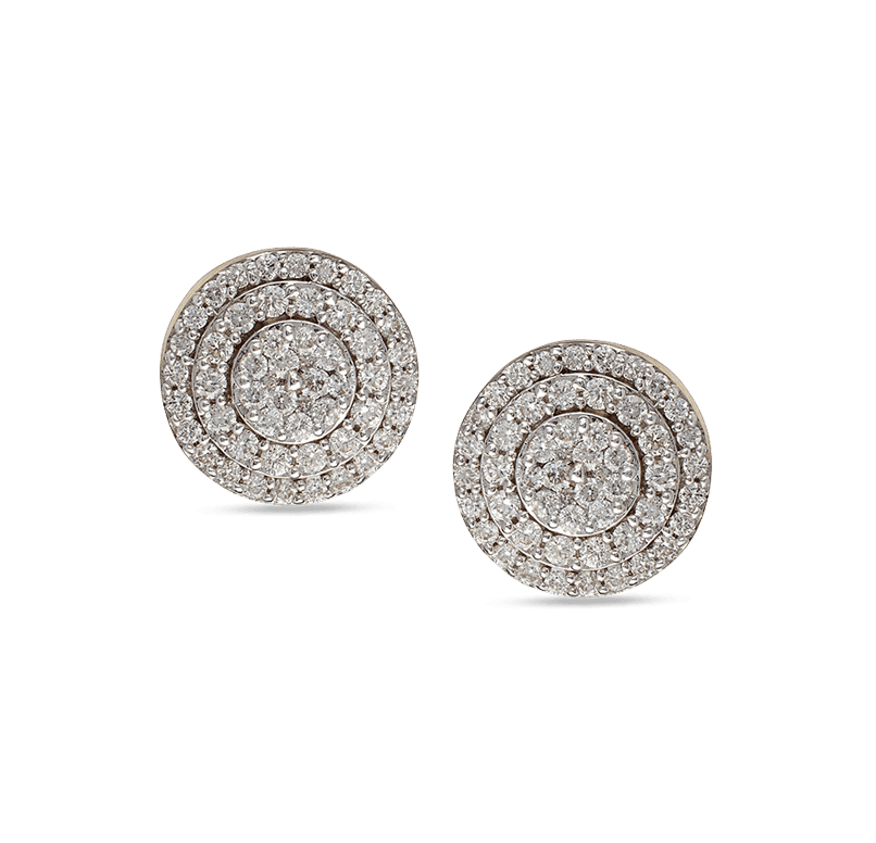Antique Stud Earring