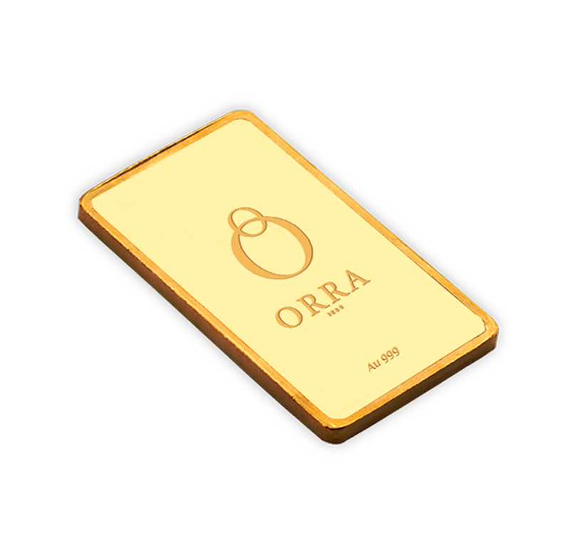 ORRA 31.1 g Gold Bar