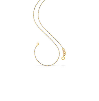 Gold Chains - Buy Designer ORRA Gold Jewellery Gold Chains