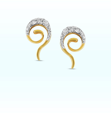 Provence Stud Earring