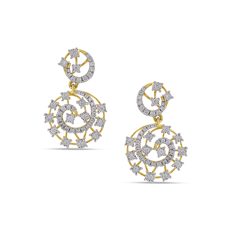 Astra Park Drop Earring