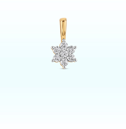 ORRA Diamond Pendant