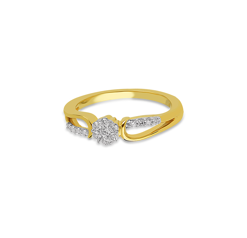 Exhuberence Ring For Her