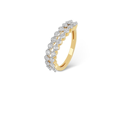 ORRA Diamond Ring For Her