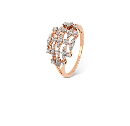 Astra Diamond Ring For Her