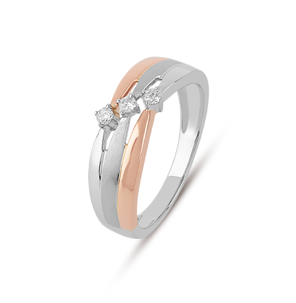 Duet Nymph  Ring For Her
