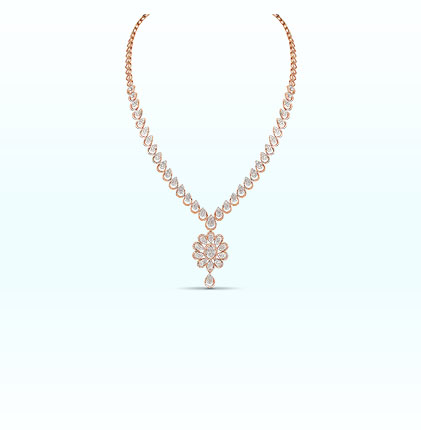 ORRA Diamond Necklace
