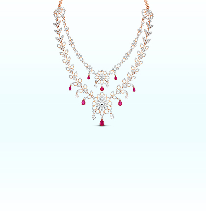 Astra Diamond Necklace