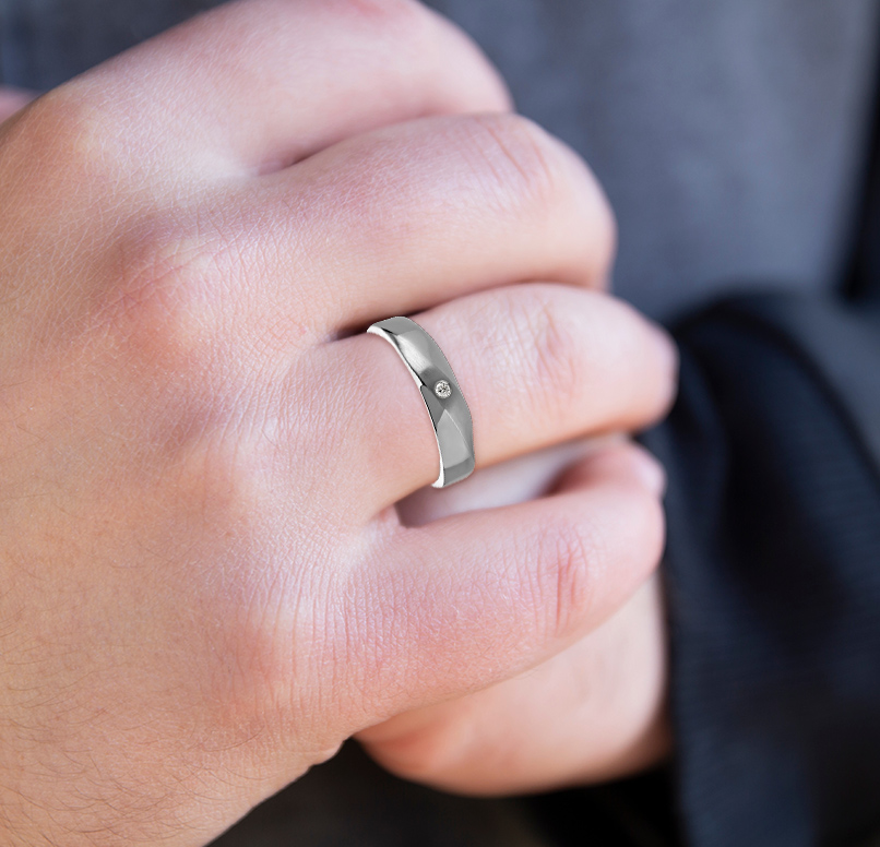 PANORAMA Ring For Him