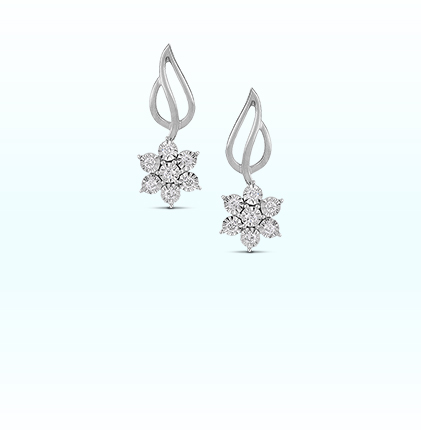 OFF COURSE Stud Earring