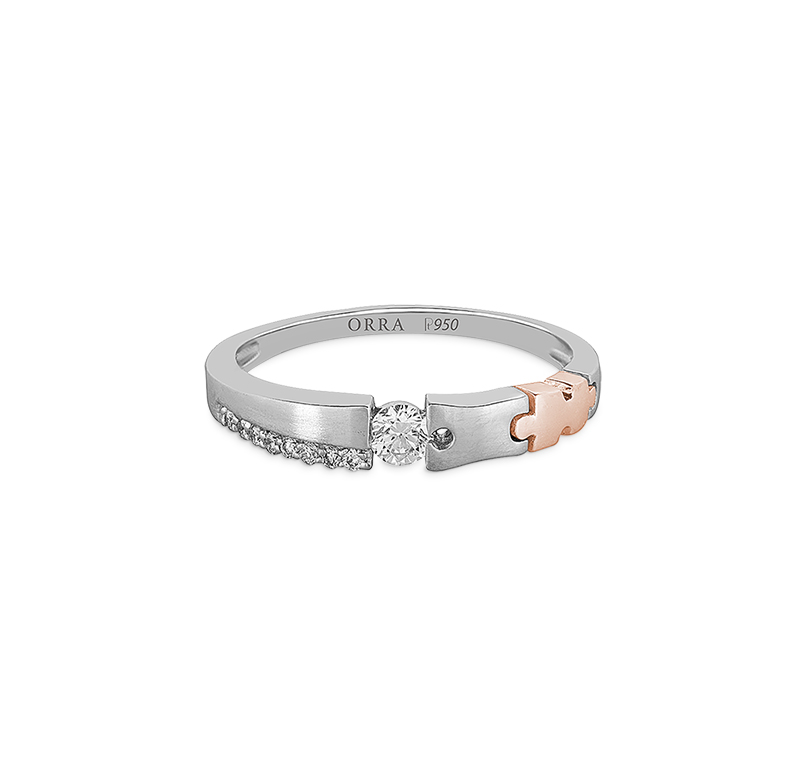 CONQUER Symphony Ring For Her