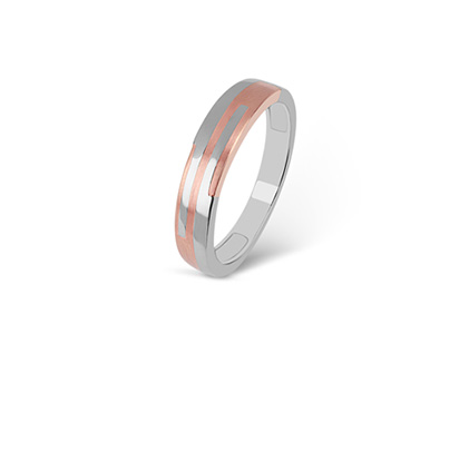 ORRA Platinum Ring For Her