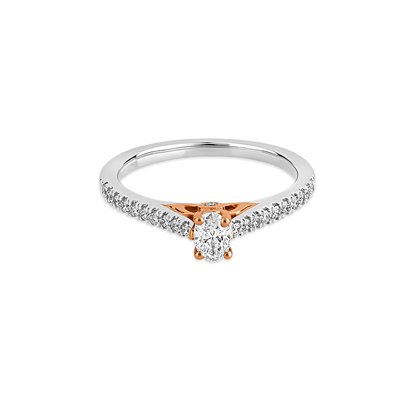 Astra Cyane Ring For Her